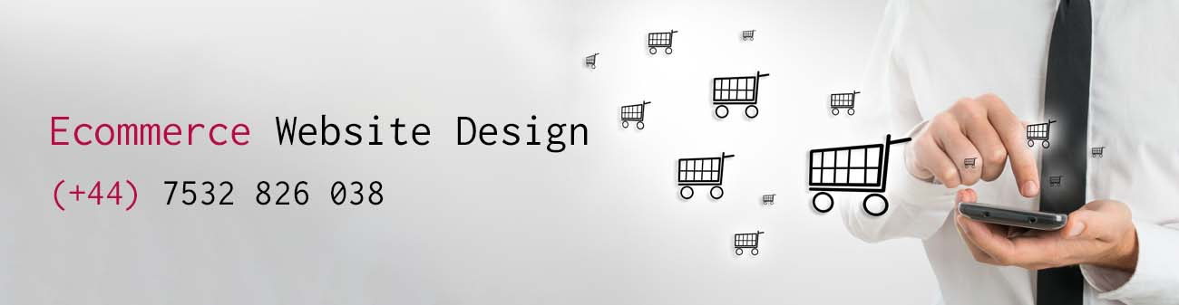 Ecommerce Website Design Croydon