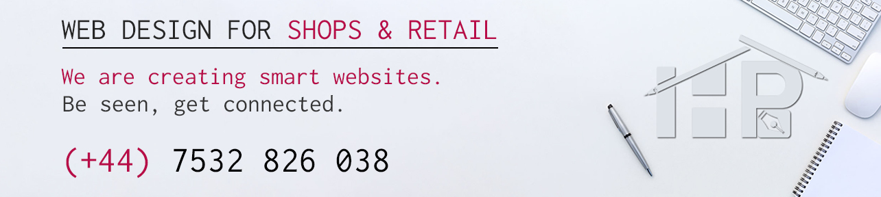 Web Design For Shops & Retail