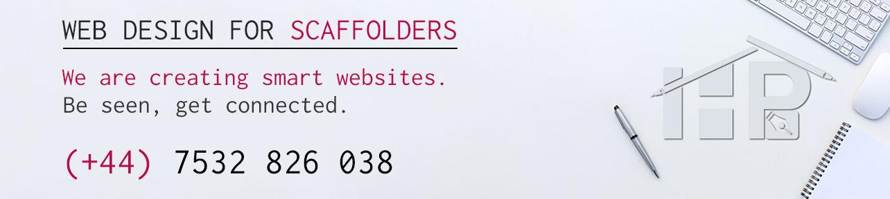 Web Design for Scaffolding & Scaffolders
