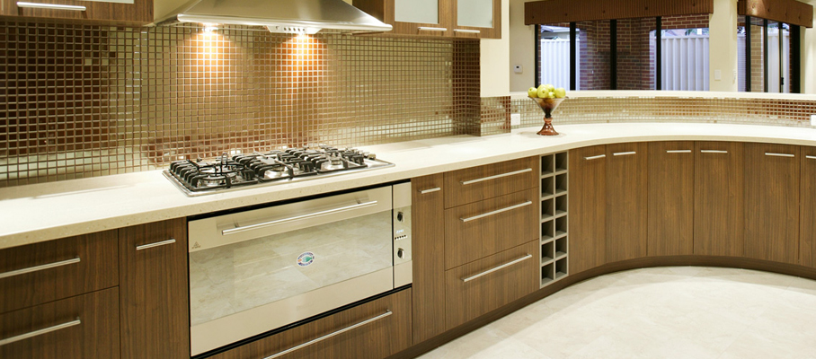 Web design for Kitchen & Bathroom Installers